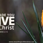 God Made Us Alive with Christ