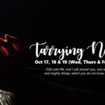 Tarrying Nights October 2018