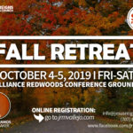 Fall Retreat 2019